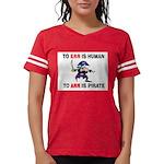 PIRATE Womens Football Shirt