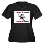 PIRATE Plus Size T-Shirt