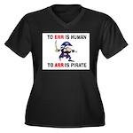 PIRATE Plus Size T-Shirt