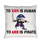 PIRATE Everyday Pillow