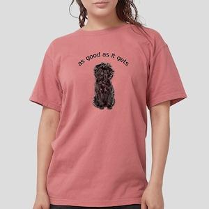 Good Affenpinscher Womens Comfort Colors Shirt