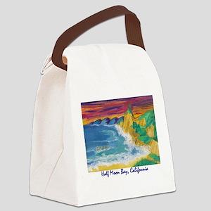 Half Moon Bay 700 Canvas Lunch Bag
