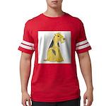 airedale-terrier Mens Football Shirt