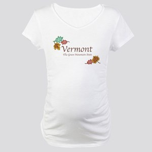 Vermont Maternity T-Shirt