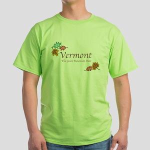 Vermont Green T-Shirt
