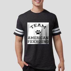 Team American Foxhound Mens Football Shirt