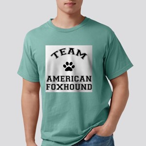 Team American Foxhound Mens Comfort Colors Shirt