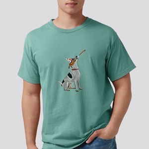American Foxhound Party Mens Comfort Colors Shirt