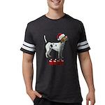 Nice American Foxhound Mens Football Shirt