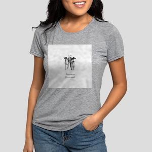 American Foxhound Womens Tri-blend T-Shirt