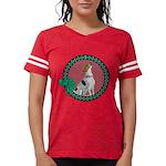Irish American Foxhound Womens Football Shirt