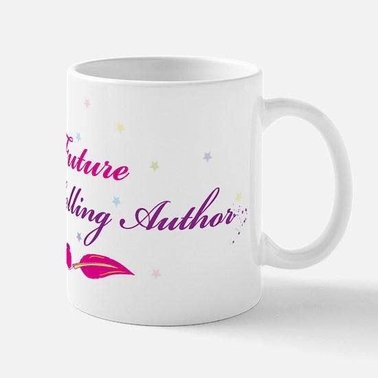 Future Best Selling Author Mugs