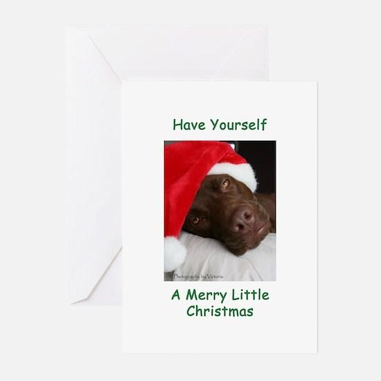 MerryLittleChristmasLexi Greeting Cards
