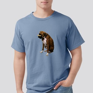 boxer-bone-photo.pn... Mens Comfort Colors Shirt