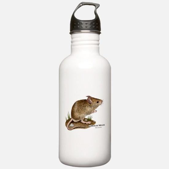 House Mouse Water Bottle