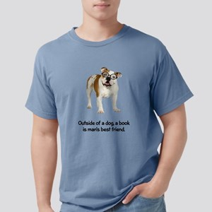 FIN-american-bulldog-friend Mens Comfort Color