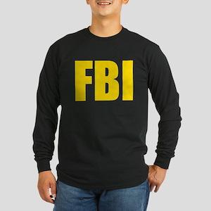 fbi2 Long Sleeve T-Shirt