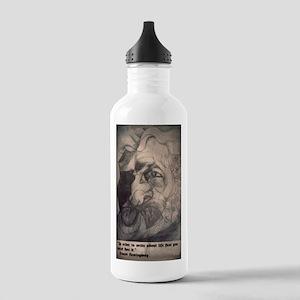 Ernest Hemingway Stainless Water Bottle 1.0L