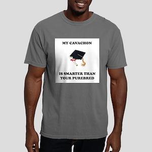 cavachon-smarter-pu... Mens Comfort Colors Shirt
