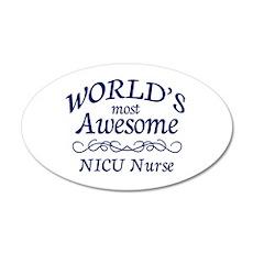 NICU Nurse Wall Decal