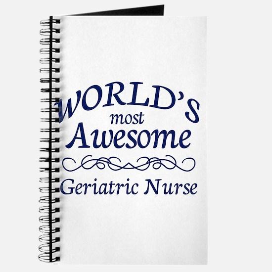 Geriatric Nurse Journal