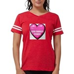 king-charles-spaniel-FIN Womens Football Shirt