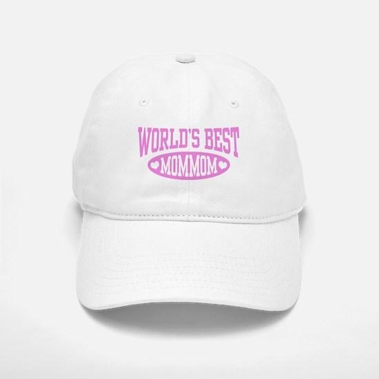 World's Best MomMom Baseball Baseball Cap