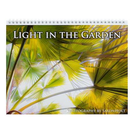 Light In The Garden Small Wall Calendar