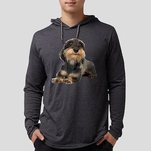 FIN-wirehaired-dachshund-photo-CROP Mens Hoode