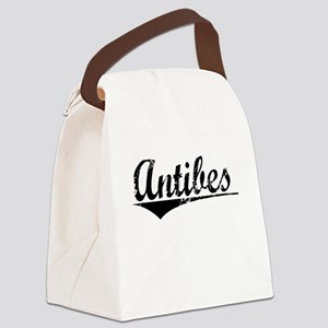 Antibes, Aged, Canvas Lunch Bag