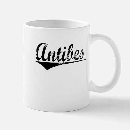 Antibes, Aged, Mug