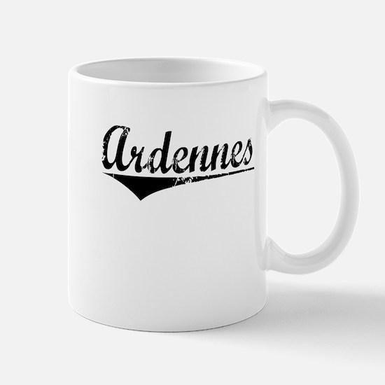 Ardennes, Aged, Mug