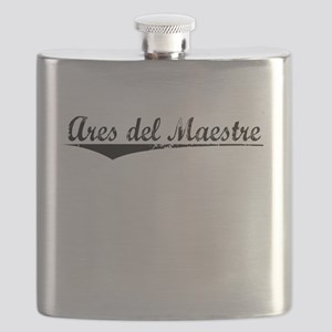 Ares del Maestre, Aged, Flask