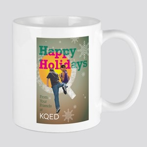 KQED holiday 2012 Mug