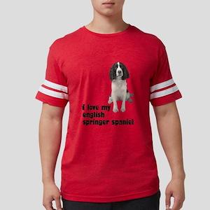 FIN-springer-spaniel-brown-love Mens Football