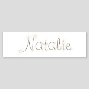 Natalie Spark Bumper Sticker