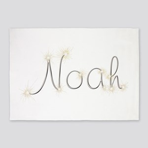 Noah Spark 5'x7' Area Rug
