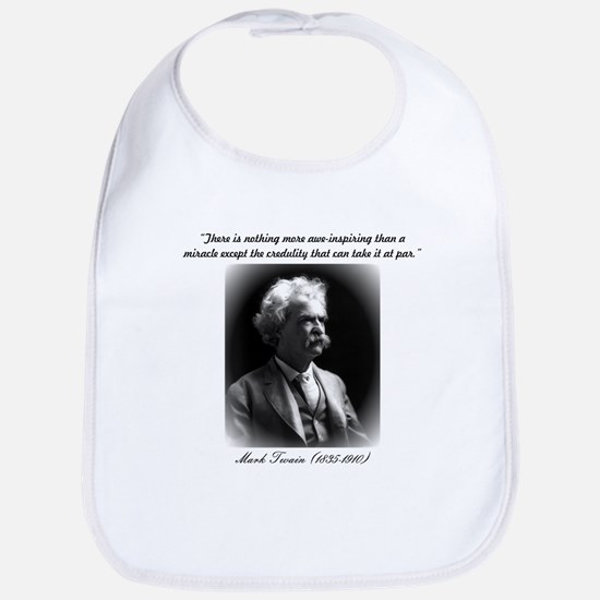 "Mark Twain quote - ""There is nothing more awe-insp"