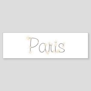 Paris Spark Bumper Sticker