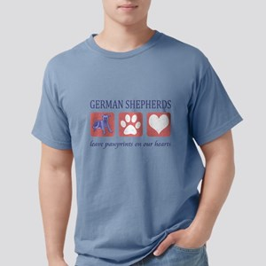 FIN-german-shepherds-pawprints Mens Comfort Co