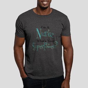 Super Nurse Dark T-Shirt