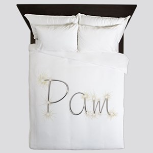 Pam Spark Queen Duvet