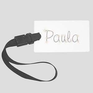 Paula Spark Large Luggage Tag