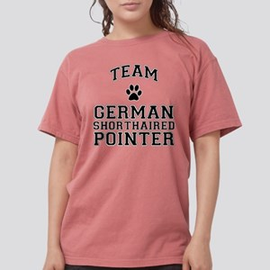 Team German Shorthaired Pointer Womens Comfort Col