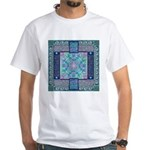 Celtic Atlantis White T-Shirt