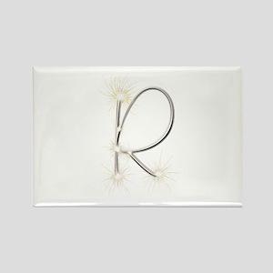 R Spark Rectangle Magnet