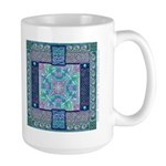 Celtic Atlantis Large Mug