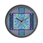 Celtic Atlantis Wall Clock