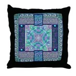 Celtic Atlantis Throw Pillow