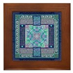 Celtic Atlantis Framed Tile